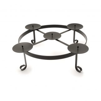"""14"""" Diameter Spiked Raised (use with 2"""" dia candles)-0"""