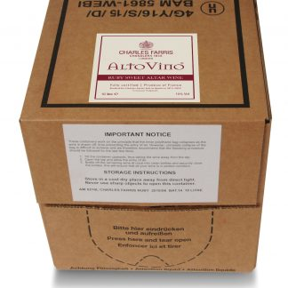 Farris Ruby Red Altar Wine Pack 10 Litre-0