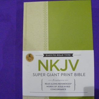 New King James Version - Super Giant Print-0