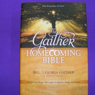 The Gaither Homecoming Bible-0