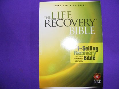 The Life Recovery Bible-0
