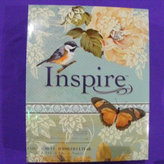 Inspire - The Bible for Creative Journaling-0