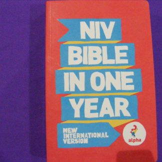 NIV Bible in one year - Alpha-0