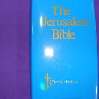 The Jerusalem Bible - Popular Edition-0