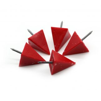 Red Wax Incense Pins, Pack of 5-0