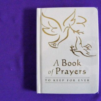 A Book of Prayers to Keep Forever-0