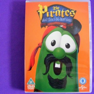 The Pirates Who Don't Do Anything - A Veggietales Movie-0