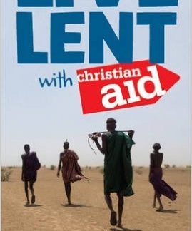 Live Lent with Christian Aid into the Wilderness-0