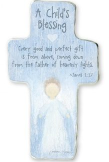 Artmetal Angel Collection - A Child's Blessing Boy-0